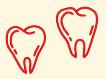 icon of teeth